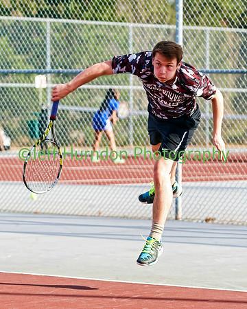 UGHS Tennis 3-8-2016