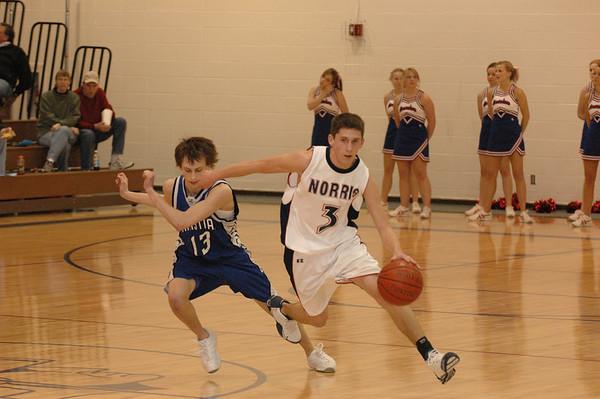 Var Boys Basketball vs Lincoln Christian