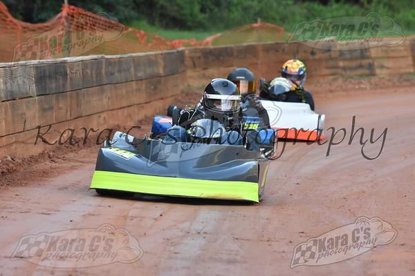 2019-08-30 NC Race 1 Flat Kart Friday