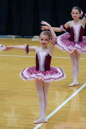 Monday 7:00 Intermediate Ballet