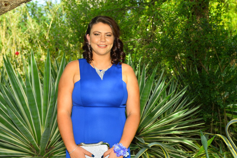 Deann Baptie 2016 Prom RHS