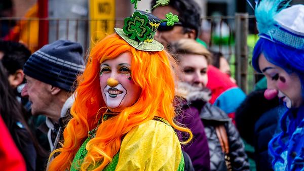 South Boston St. Patrick's Day Parade 2016