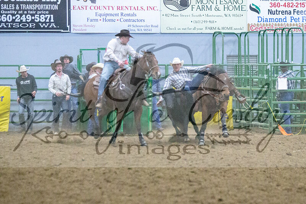 Steer Wrestling and Team Roping
