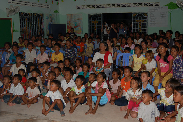 Cambodia Mission Trip