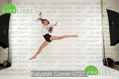Kalystah Comer