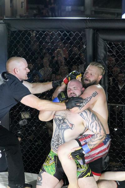 Matt Garretson vs Nathan Bryant