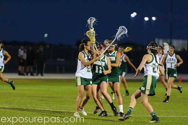 Girl's MHS vs Viera