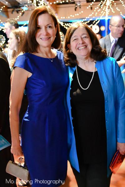 Denise Bouer and Leni Eccles