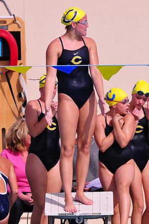 Clark Swimming 2010