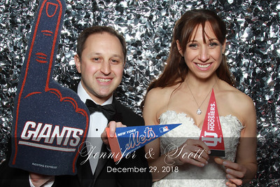 Jennifer & Scott's Wedding - 12/29/18