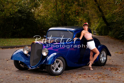 Classic & Custom Car Shoot Preview