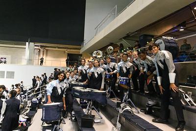 2019-10-03, WHS vs Lone Star Percussion Alien Ears