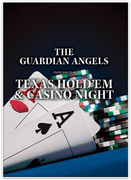 Guardian Angels Texas Hold'em & Casino Night at the National Arts Club