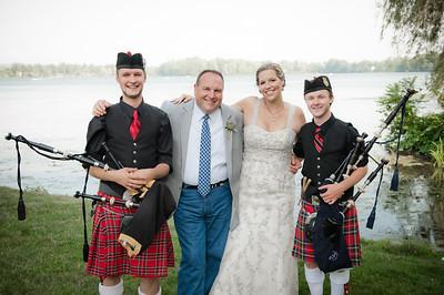 Shane and Gretchen Wedding