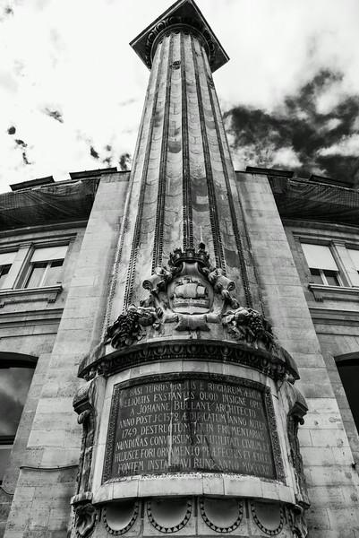 Bourse De Commerce, Paris