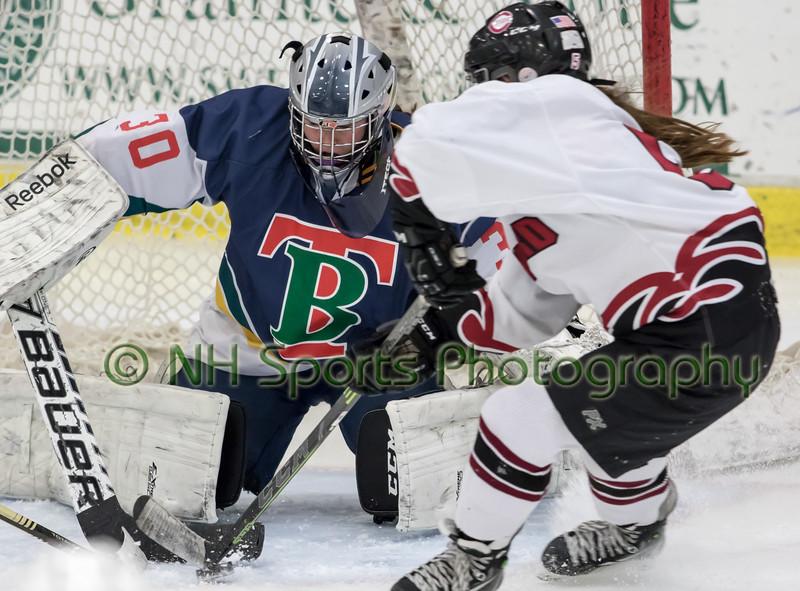 Brady/Trinity Girls Hockey
