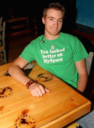 Jason Coley at The Saddle Rack Saloon