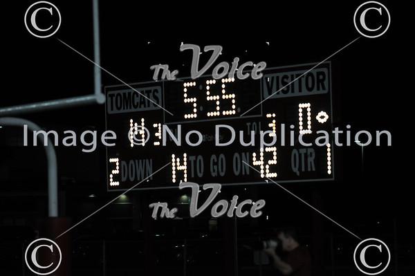 Yorkville High School Football vs East Aurora High School in Aurora, Ill 9-6-13