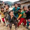 Village Kids Stir It Up by Martin Ziegler