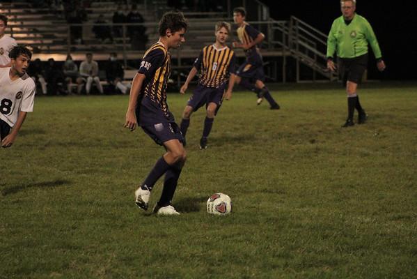 '20 Berkshire vs Kirtland Boys Soccer Game