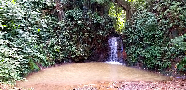 Waterfall & River Vistas