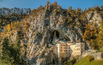 Predjama Castle, Slovenia, 2017