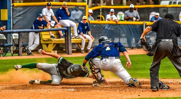 3-15-19 NC Wesleyan Baseball