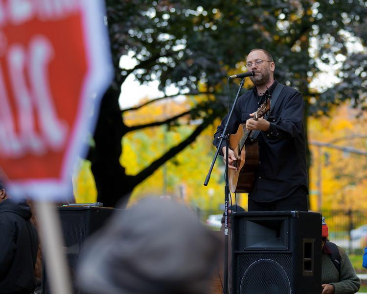 Austerity Protest Portland, Oregon 2012