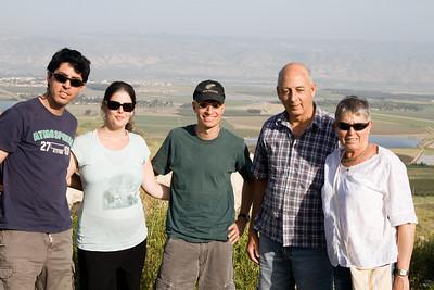 Izrael Valley 22.3.08