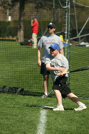 Collars vs. Ties Softball Spring 2007