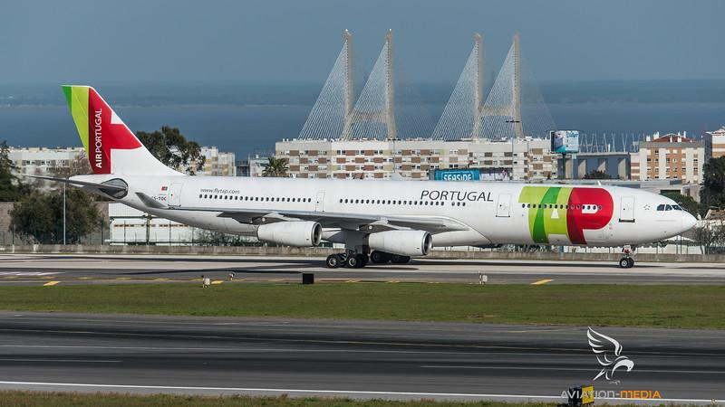 TAP / Airbus A340-312 / CS-TOC