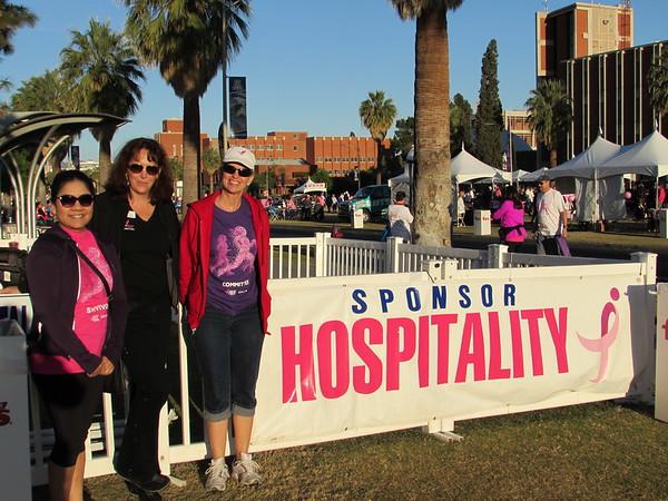 2015 Sponsor Hospitality