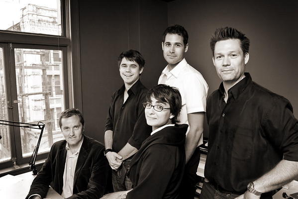 Office Portraits 2009