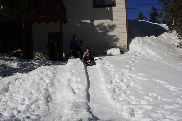 Kids Snow Trip Tahoe 2010