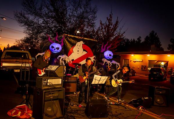 Music after Dark, Set six: Halloween on Vashon Island 2019
