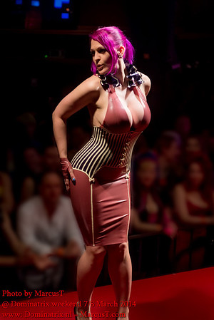 20140308 - Dominatrix Party Fashion Show