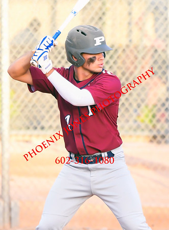 4-9-19 - Perry @ Brophy College Prep  - Baseball