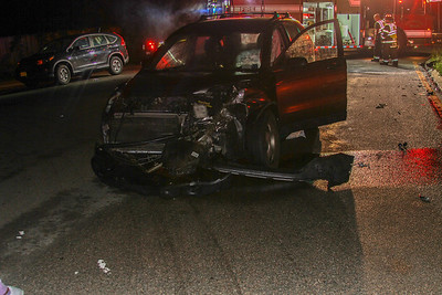 8-21-16 MVA With Injuries Route 9, Photos By Bob Rimm