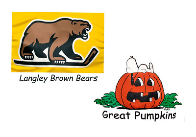 55C Santa Rosa Great Pumpkins vs Langley Brown Bears