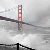 Golden Gate Bridge / Fort Point #KW-12