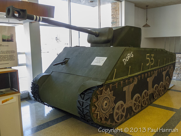 12th Armored Division Memorial Museum - Abilene, TX