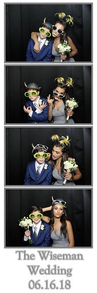 6.16.18 Wiseman Wedding