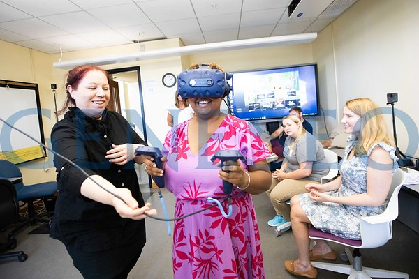 School of Education Virtual Reality