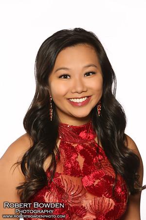 Vivian Zhong Miss Oakland County 2018