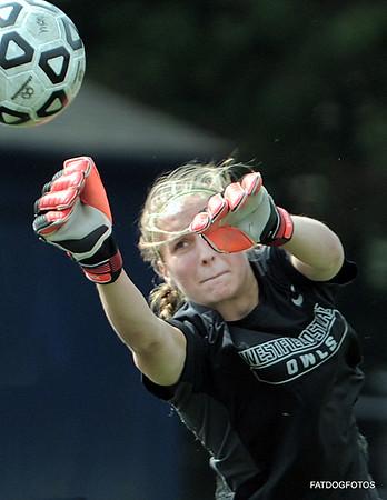 9-20-2014 WSU vs Fitchburg Women's Soccer