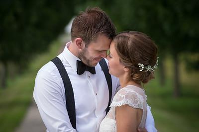Anna & Christian Trollenäs Slott Heldag