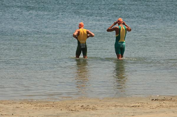 ITU Triathlon - San Diego, May 12, 2012