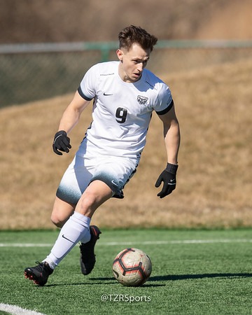 OU Men's Soccer @ Wright State 3/6/2021