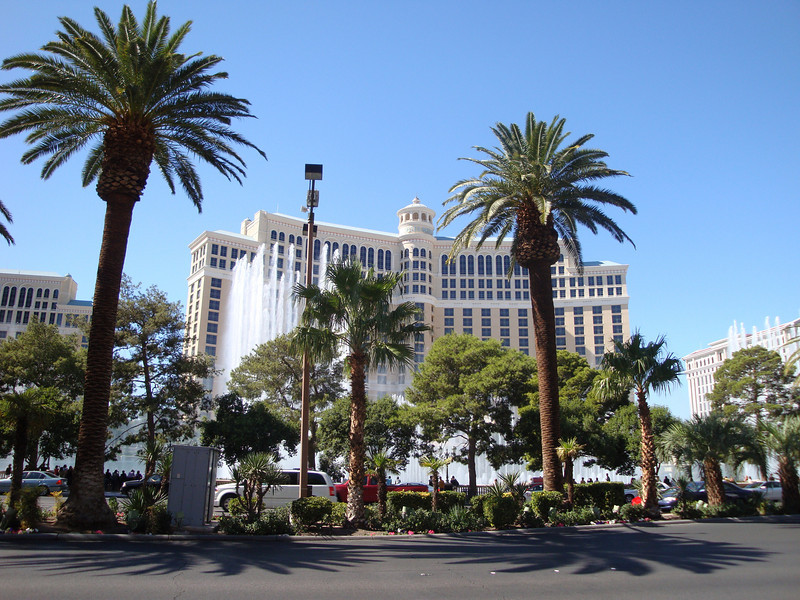 The Bellagio. The best casino and hotel in Las Vegas.