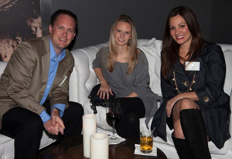 James Nicas, Kristy Armstrong, & Sherry Serio